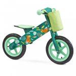 Gyermek lábbal hajtós bicikli Toyz Zap 2018 green
