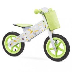 Gyermek lábbal hajtós bicikli Toyz Zap 2018 grey