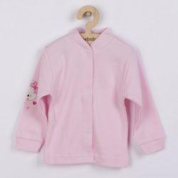 Baba kabátka New Baby egér rózsaszín