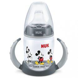 Baba tanulópohár NUK Disney Mickey 150 ml szörke
