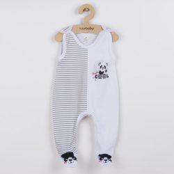 Baba rugdalózó New Baby Panda