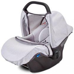 Autós gyerekülés-babahordozó CAMINI Musca grey