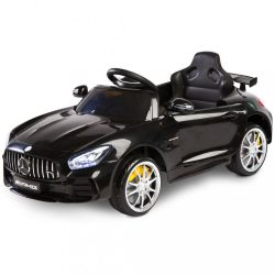 Elektromos autó Toyz Mercedes GTR - 2 motorral black