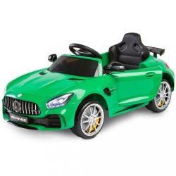 Elektromos autó Toyz Mercedes GTR - 2 motorral green
