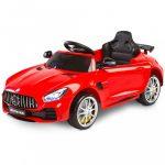 Elektromos autó Toyz Mercedes GTR - 2 motorral red