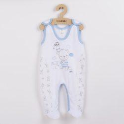 Baba rugdalózó New Baby Bears kék