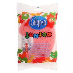 Fürdető szivacs Junior Animal Calypso rózsaszín