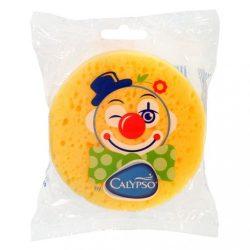 Fürdető szivacs Klaun Calypso sárga
