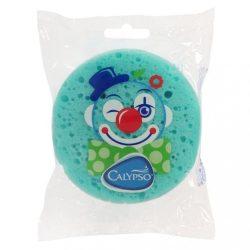 Fürdető szivacs Klaun Calypso zöld