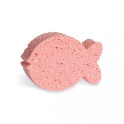 Fürdető szivacs Junior Natural Calypso rózsaszín