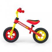Gyerek futóbicikli Milly Mally Dragon Air yellow-red