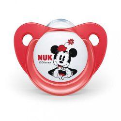 Baba cumi Trendline NUK Disney Mickey 0-6h piros Box