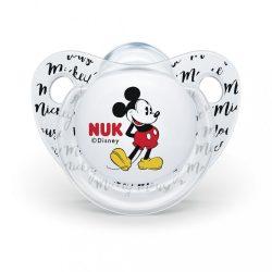 Baba cumi Trendline NUK Disney Mickey 6-18h fehér Box