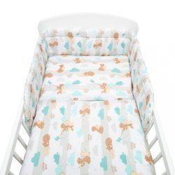 2-részes ágyneműhuzat New Baby 90/120 cm mama bear