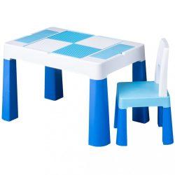 Gyerek szett asztalka székkel Multifun blue