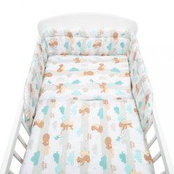 3-részes ágyneműhuzat New Baby 90/120 cm mama bear