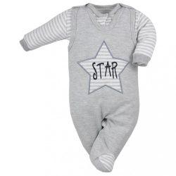 2-részes együttes Koala Star szürke