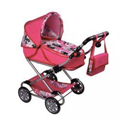 Gyermek babakocsi babáknak 2az1-ben New Baby Veronika
