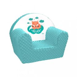 Gyermek fotel New Baby Róka menta