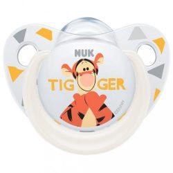 Baba cumi Trendline NUK Disney Tigger 6-18h fehér BOX