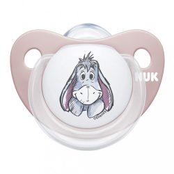 Baba cumi Trendline NUK Disney Mici mackó 6-18h sárgabarack BOX