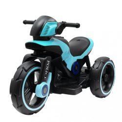 Gyermek elektromos motor Baby Mix POLICE kék