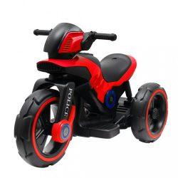 Gyermek elektromos motor Baby Mix POLICE piros