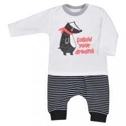 Baba szabadidő nadrág és póló Koala Borz