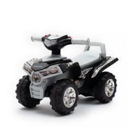 Gyerek négykerekű jármű Baby Mix szürke