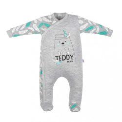 Baba kezeslábas New Baby Wild Teddy
