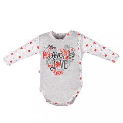 Baba áthajtós patentos body New Baby LadyBird