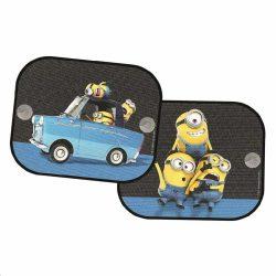 Árnyékoló autóba 2 darab Minions 2