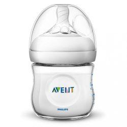 Csecsemő cumisüveg Avent Natural 125 ml