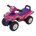 Gyerek négykerekű jármű Baby Mix dark pink
