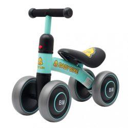 Gyerek futóbicikli Baby Mix Baby Bike zöld