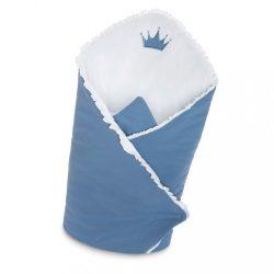 Kókusz pólya Belisima Royal Baby kék