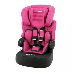 Autós gyerekülés Nania Beline Sp Luxe 2019 pink