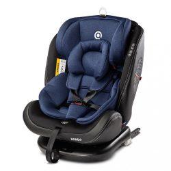 Autós gyerekülés CARETERO Mundo 2019 blue