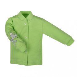 Csecsemő kabátka New Baby Mouse Artist zöld