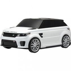 Autó és koffer 2in1 Range Rover SVR white