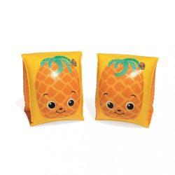 Gyermek felfújható karúszók Bestway fruit yellow