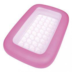Gyermek felfújhatós medence Bestway 2+ rózsaszín