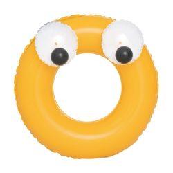 Gyermek felfújható úszógumi Bestway Big Eyes sárga