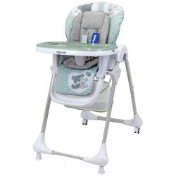 Etetőszék Baby Mix Infant green