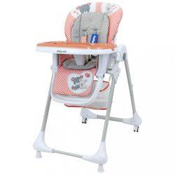 Etetőszék Baby Mix Infant pink