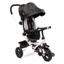 Gyerek háromkerekű bicikli Toyz WROOM black 2019