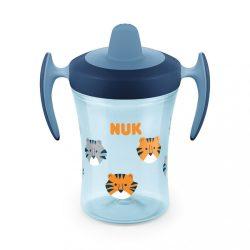 Baba itató pohár NUK Trainer Cup 230 ml kék