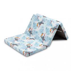 Sensillo összerakható matrac tukánmadár 120x60 cm