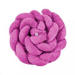 Fonott rácsvédő kiságyba Belisima rózsaszín
