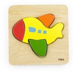 Fa képes kirakó puzzle Viga repülő